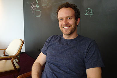 Jason Fried, the founder of 37signals