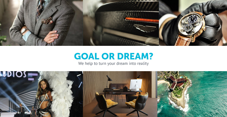 Goal or dream