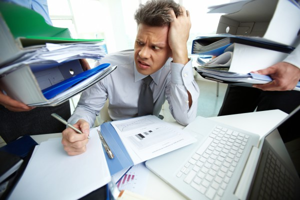 Как становятся трудоголиками